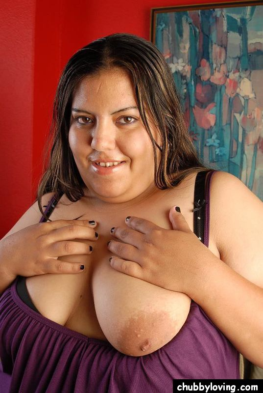 CHUBBY LOVING Presents Vanesa - Mexican BBW Hardcore!