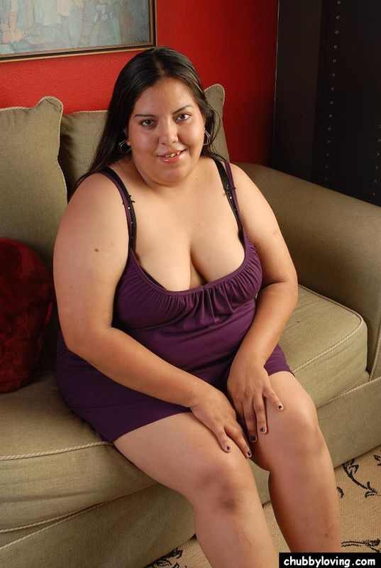 Mexican chubby pussy