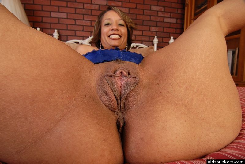 black mature sex