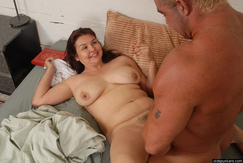Mature patty fucked