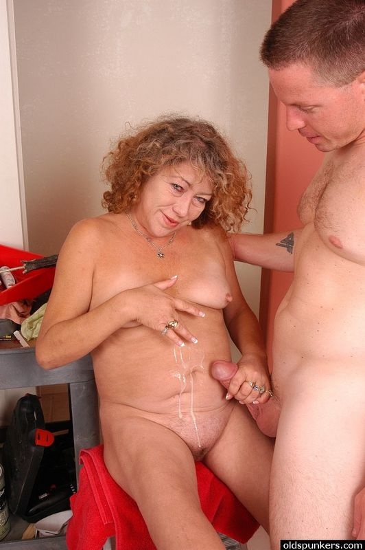 Amateur milf younger guy noise complaints 4